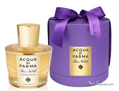 The sensational Acqua Di Parma Iris Nobile perfume
