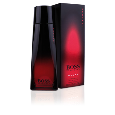 The sensational Hugo Boss Intense for her