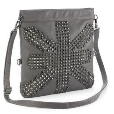 Union Jack stud bag