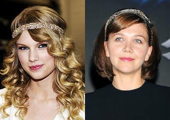 fashion headband roundface